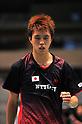 Kenichi Tago (JPN), September 22, 2011 - Badminton : YONEX Open Japan 2011, Men's Singles at Tokyo Metropolitan Gymnasium, Tokyo, Japan. (Photo by Jun Tsukida/AFLO SPORT) [0003]