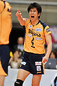 Takeshi Kitajima (Blazers), MARCH 5, 2011 - Volleyball : 2010/11 Men's V.Premier League match between F.C.Tokyo 0-3 Sakai Blazers at Tokyo Metropolitan Gymnasium in Tokyo, Japan. (Photo by AZUL/AFLO).