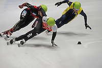 SHORTTRACK: DORDRECHT: Sportboulevard Dordrecht, 24-01-2015, ISU EK Shorttrack Ranking Races, Szymon WILCZYK (POL | #58), ©foto Martin de Jong