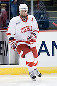 Riley Nash (Cornell - 14) - The University of New Hampshire Wildcats defeated the Cornell University Big Red 6-2 (EN) on Friday, March 26, 2010, in their NCAA East Regional semi-final at the Times Union Center in Albany, New York.