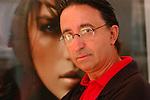 Jose Carlos Somoza in 2003.