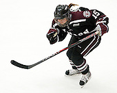 Christine Valente (Union - 15) - The Boston University Terriers defeated the visiting Union College Dutchwomen 6-2 on Saturday, December 13, 2012, at Walter Brown Arena in Boston, Massachusetts.