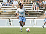 24 September 2006: UNC's Robyn Gayle. The University of North Carolina Tarheels defeated the University of Miami Hurricanes 6-1 at Fetzer Field in Chapel Hill, North Carolina in an NCAA Division I women's soccer game.