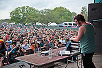 Baths performing at Fun Fun Fun Fest at Auditorium Shores, Austin Texas, November 6, 2011. Baths is the stage name of electronic musician Will Wiesenfeld (born 1989).