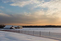Winter Barns &amp; Farm<br /> Riverhead, Long Island