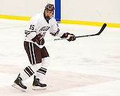 Matt Firman (Colgate - 15) - The host Colgate University Raiders defeated the Army Black Knights 3-1 in the first Cape Cod Classic on Saturday, October 9, 2010, at the Hyannis Youth and Community Center in Hyannis, MA.