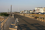The boardwalk in Ocean Grove,  New Jersey. Photo By Bill Denver/EQUI-PHOTO