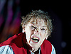 King Lear <br /> by William Shakespeare<br /> directed by Deborah Warner <br /> at the Old Vic Theatre, London, Great Britain <br /> 2nd November 2016 <br /> <br /> Glenda Jackson as King Lear <br /> <br /> <br /> Photograph by Elliott Franks <br /> Image licensed to Elliott Franks Photography Services