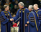 Commencement 2006, Jefferey Immelt receives honorary degree