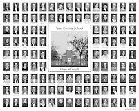 2008 Yale Divinity School Senior Portraits Composite Photograph