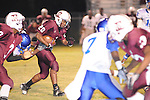Water Valley vs. J.Z. George on Friday, September 23, 2011.