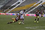 Ibagué- Deportes Tolima y Patriotas F.C empataron a un gol en el partido correspondiente a la fecha 14 del Torneo Clausura 2014, desarrollado el 12 de octubre en el estadio Manuel Murillo Toro.