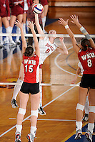 SBC Volleyball: WKU v. Denver (11/20/08)