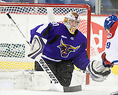 Phil Cook (Mankato - 30) - The visiting Minnesota State University-Mankato Mavericks defeated the University of Massachusetts-Lowell River Hawks 3-2 on Saturday, November 27, 2010, at Tsongas Arena in Lowell, Massachusetts.