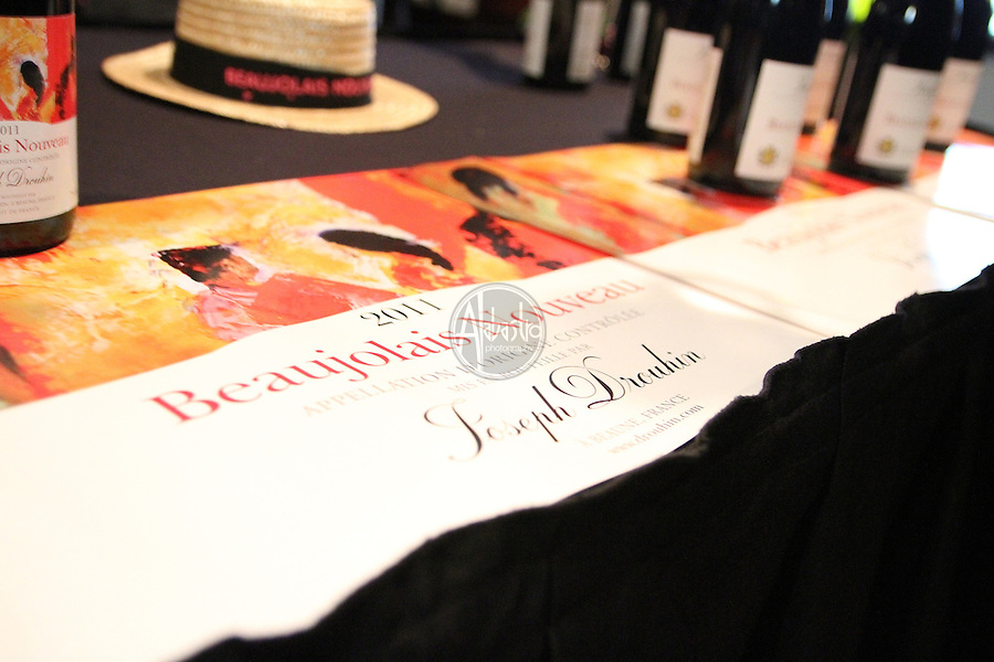 French-American Chamber of Commerce 19th Annual Beaujolais Nouveau Wine Festival.
