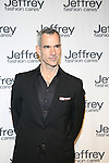 Honoree Jerry Mitchell Attends Jeffrey Fashion Cares 10th Anniversary New York Fundrasier Hosted by Emmy Rossum Held at the Intrepid, NY 4/2/13