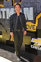 Dan Lin at the world premiere of &quot;The Lego Batman Movie&quot; at the Regency Village Theatre, Westwood, Los Angeles, USA 4th February  2017<br /> Picture: Paul Smith/Featureflash/SilverHub 0208 004 5359 sales@silverhubmedia.com