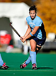 25 October 2009: Columbia University Lion midfielder/forward Bridget DeSandis, a Freshman from Emmaus, PA, in action against the University of Vermont Catamounts at Moulton Winder Field in Burlington, Vermont. The Lions shut out the Catamounts 1-0. Mandatory Credit: Ed Wolfstein Photo