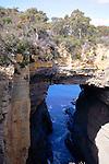 Tasman Arch, Tasman Peninsula, Tasmania