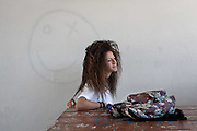 """""""17 years old in Nicosia"""". It take part of a huge project about teenager in conflict area."""