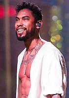 Miguel at Drai's Nightclub in Las Vegas