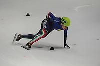SHORTTRACK: DORDRECHT: Sportboulevard Dordrecht, 24-01-2015, ISU EK Shorttrack Ranking Races, Elena VIVIANI (ITA | #132), ©foto Martin de Jong