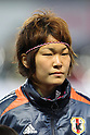 Mizuho Sakaguchi (JPN), .April 1, 2012 - Football / Soccer : .KIRIN Challenge Cup 2012 .Match between Japan 1-1 USA .at Yurtec Stadium Sendai, Miyagi, Japan. .(Photo by Daiju Kitamura/AFLO SPORT) [1045]..