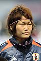 Mizuho Sakaguchi (JPN), .April 1, 2012 - Football / Soccer : .KIRIN Challenge Cup 2012 .Match between Japan 1-1 USA .at Yurtec Stadium Sendai, Miyagi, Japan. .(Photo by Daiju Kitamura/AFLO SPORT) [1045]..