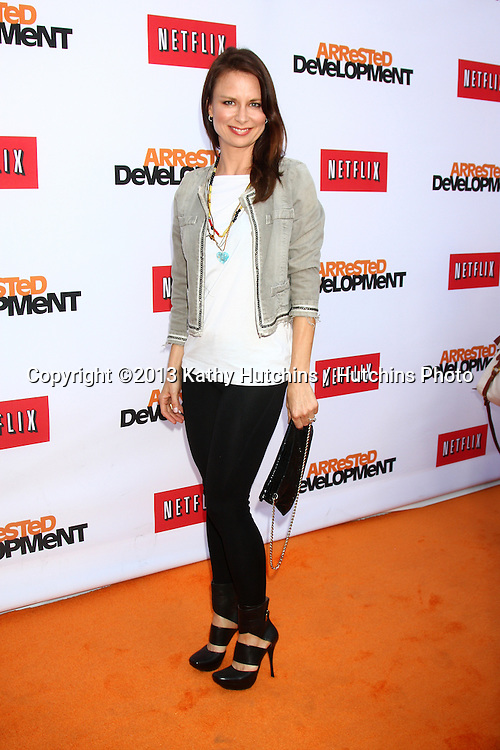 """LOS ANGELES - APR 29:  Mary Lynn Rajskub arrives at the """"Arrested Development"""" Los Angeles Premiere at the Chinese Theater on April 29, 2013 in Los Angeles, CA"""