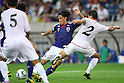 ShinjiOkazaki (JPN), SEPTEMBER 2, 2011 - Football / Soccer : FIFA World Cup Brazil 2014 Asian Qualifier Third Round Group C match between Japan 1-0 North Korea at Saitama Stadium 2002, Saitama, Japan. (Photo by YUTAKA/AFLO SPORT) [1040]
