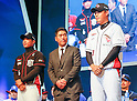 Korea Baseball Organization (KBO) media day and fanfest