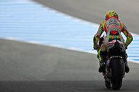 2011 MotoGP World Championship, Round 2, Jerez, Spain, 3 April 2011, Valentino Rossi