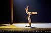 Transfigured Night<br /> Choreography by Kim Brandstrup<br /> at Sadler&rsquo;s Wells, London, Great Britain <br /> press photocall / rehearsal <br /> 3rd November 2015 <br /> <br /> Music by Arnold Schoenberg - Verkl&auml;rte Nacht<br /> Designed by Chloe Lamford<br /> Lighting design by Fabiana Piccioli<br /> <br /> <br /> Dane Hurst &amp; Hannah Rudd<br /> <br /> <br /> <br /> <br /> Image licensed to Elliott Franks Photography Services