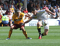 Motherwell v St Mirren 090814