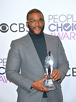Tyler Perry at the 2017 People's Choice Awards at The Microsoft Theatre, L.A. Live, Los Angeles, USA 18th January  2017<br /> Picture: Paul Smith/Featureflash/SilverHub 0208 004 5359 sales@silverhubmedia.com