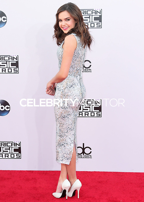 LOS ANGELES, CA, USA - NOVEMBER 23: Bailee Madison arrives at the 2014 American Music Awards held at Nokia Theatre L.A. Live on November 23, 2014 in Los Angeles, California, United States. (Photo by Xavier Collin/Celebrity Monitor)