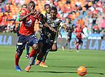 Independiente Medellín venció como local 3-0 a Tigres. Fecha 6 Liga Águila I-2017.