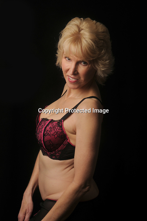 Stock photo of health woman in Lingerie
