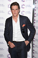 Lewis Bloor arriving at James Ingham&rsquo;s Jog On to Cancer, in aid of Cancer Research UK at The Roof Gardens in Kensington, London.  <br /> 12 April  2017<br /> Picture: Steve Vas/Featureflash/SilverHub 0208 004 5359 sales@silverhubmedia.com
