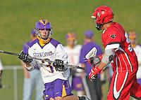 Guerin  Boys JV Lacrosse vs. Park Tudor 5-6-14