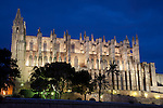 Cathedral, Palma, Mallorca - Majorca, Spain