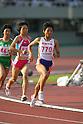 Yuriko Kobayashi (Suma Gakuen),AUGUST 3, 2005 - Athletics:During the 2005 All-Japan Inter High School Championships in Chiba (Photo by Daiju Kitamura/AFLO SPORT) (1045)