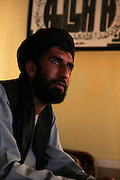 Matiullah controls the road between Kandahar and Tarin Kot and no convoys can pass with out his permission abd or assistance.