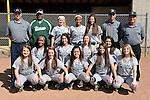 4-23-14, Huron High School varsity softball team
