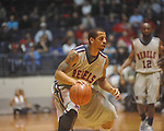 "Ole Miss guard Trevor Gaskins (23)  at C.M. ""Tad"" Smith in Oxford, Miss. on Saturday, March 5, 2010."