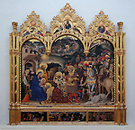 Fabriano Magi Uffizi Gallery Florence