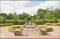 BNPS.co.uk (01202 558833)<br /> Pic: CarterJonas/BNPS<br /> <br /> ***Please Use Full Byline***<br /> <br /> The gardens at Little Easton manor. <br /> <br /> <br /> One of Britain's most historic country houses which boasts a theatre that has played host to Charlie Chaplin and H.G. Wells has gone on the market with a &pound;5 million price tag.<br /> <br /> In the early 1900s the sprawling estate's tithe barn was transformed into a theatre in which the great and the good of the acting world flocked to perform.<br /> <br /> Edwardian actress Ellen Terry gave poetry readings there while War of the Worlds author H.G. Wells, who lived with his family in a house on the estate, also frequented the theatre.<br /> <br /> Other regular performers included Charlie Chaplin, Gracie Fields and George Formby.<br /> <br /> In more recent years it has welcomed famous faces such as Rowan Atkinson, Bill Cotton, Tim Rice, Esther Rantzen and even the cast of Eastenders.<br /> <br /> The 17th century Grade II listed manor is on the market with Carter Jonas estate agents for &pound;5 million.
