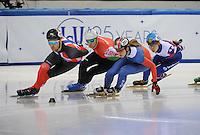 SHORT TRACK: TORINO: 13-01-2017, Palavela, ISU European Short Track Speed Skating Championships, ©photo Martin de Jong