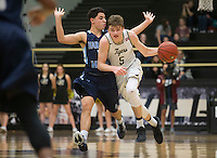 NWA Democrat-Gazette/JASON IVESTER<br /> Bentonville High vs Springdale Har-Ber High basketball on Friday, Feb. 10, 2017, at Bentonville