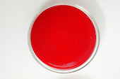 Blood agar medium. Blood agar plate usually contain 5% mammalian blood and most likely to be sheeps blood. The plate is used to cultivate fastidious organisms. Royalty Free